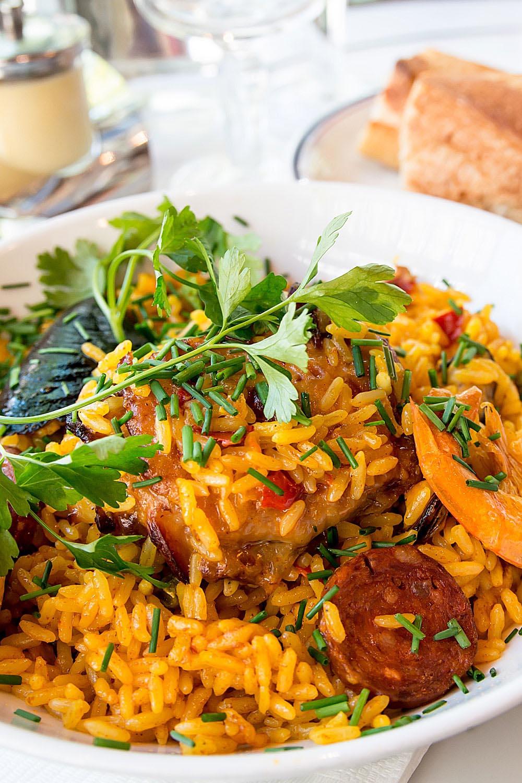 Carolina Gold Dirty Rice - Fresh On The Menu Recipe