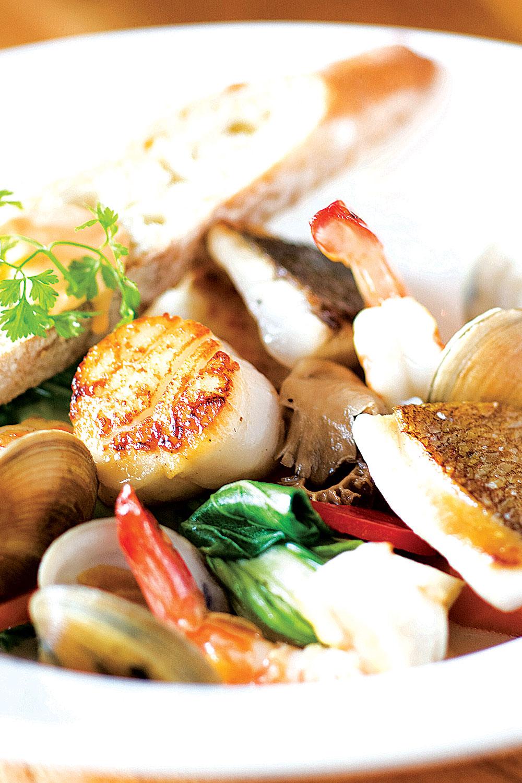 Bouillabaisse - Fresh On The Menu Recipe