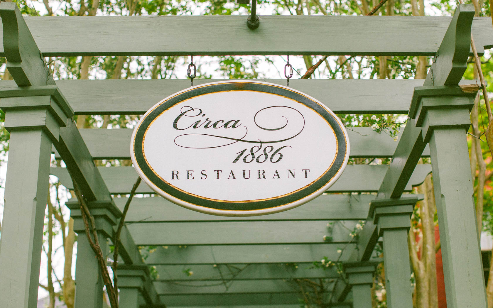 Circa 1886  - Fresh On The Menu