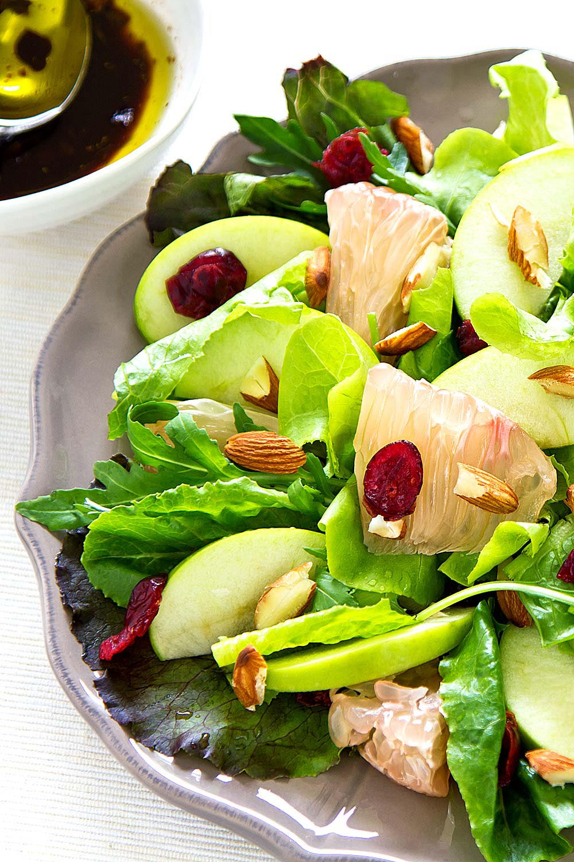 Baby Arugula Salad - Fresh On The Menu Recipe