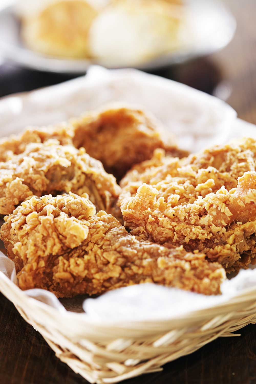 Pimento Cheese Stuffed Southern Fried Chicken Breast - Fresh On The Menu Recipe