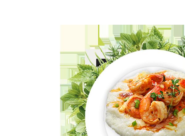 Certified Shrimp & Grits - Fresh On The Menu Recipe