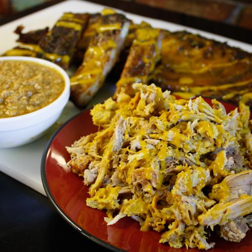 Maurice's Piggie Park BBQ  - Fresh On The Menu