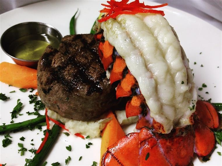 The Brentwood Restaurant and Wine Bistro  - Fresh On The Menu