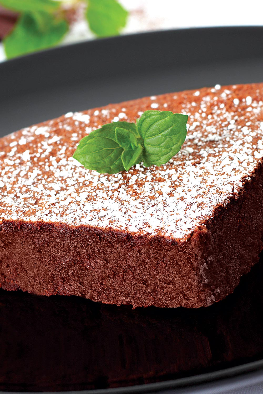 Chocolate Pate - Fresh On The Menu Recipe