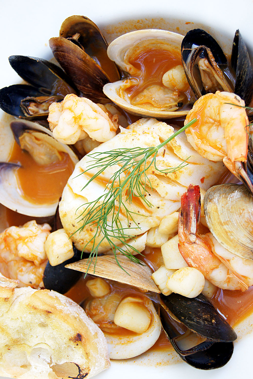 Cioppino - Fresh On The Menu Recipe