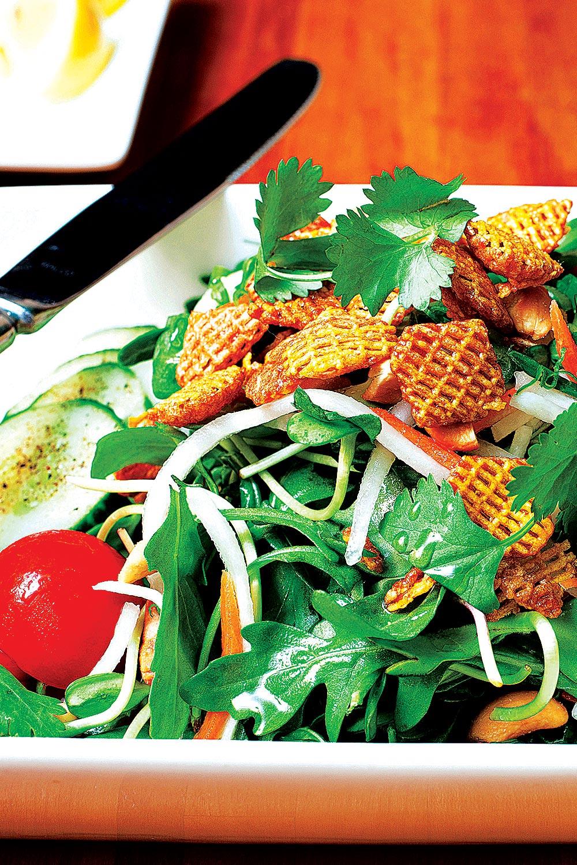 Fresh Catch Salad - Fresh On The Menu Recipe