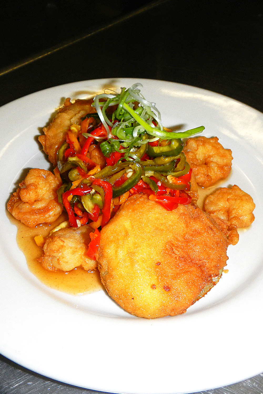 Fried Green Tomatoes - Fresh On The Menu Recipe