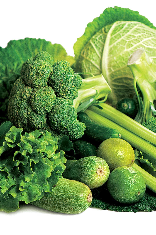 Proper Green Vegetable Cookery - Fresh On The Menu Recipe