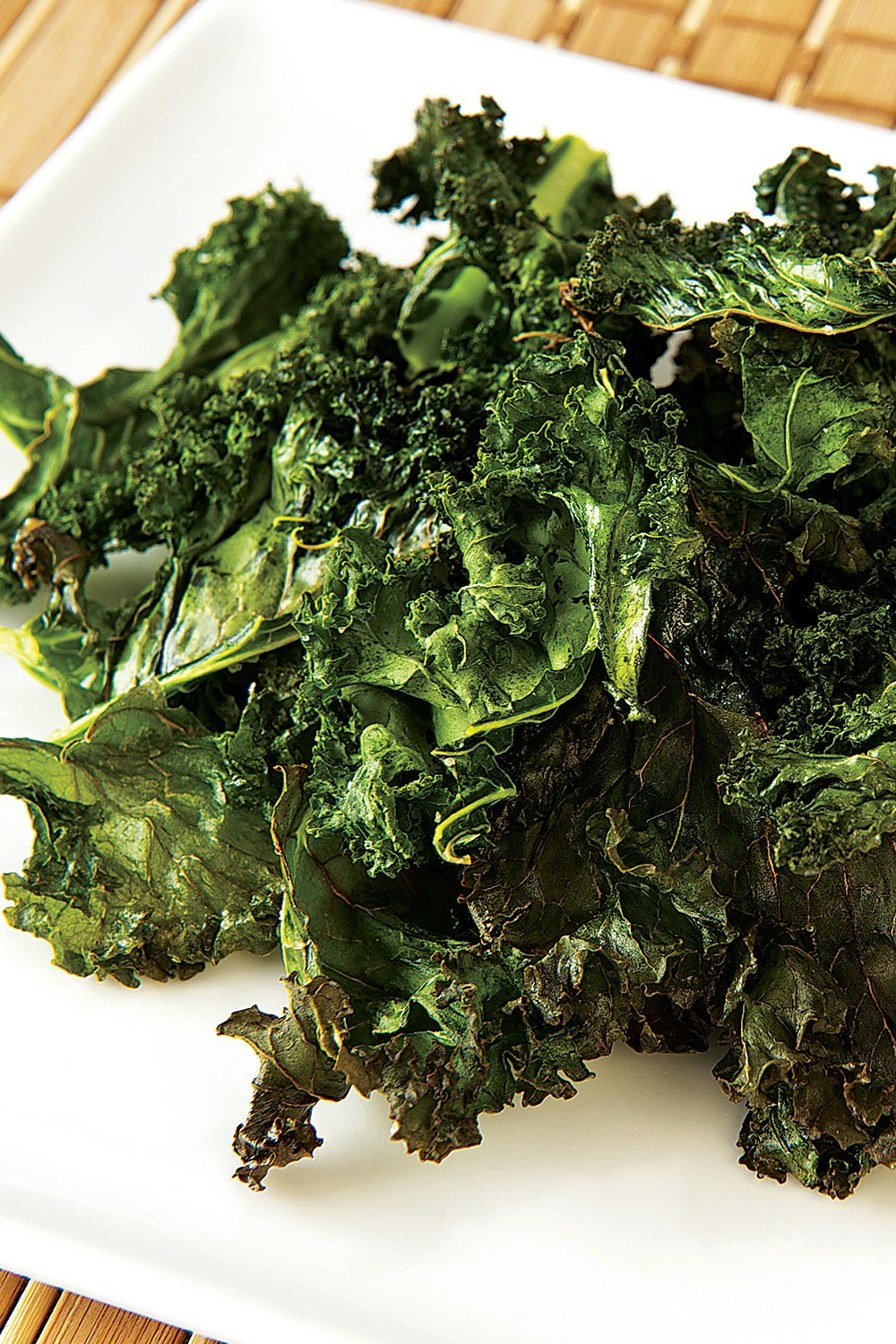 Sautéed Siberian Kale - Fresh On The Menu Recipe