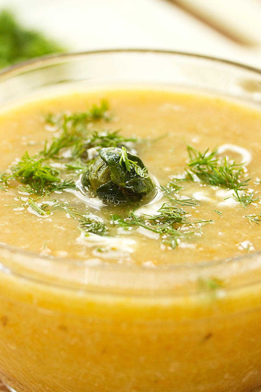 Rawls Kale Soup - Fresh On The Menu Recipe