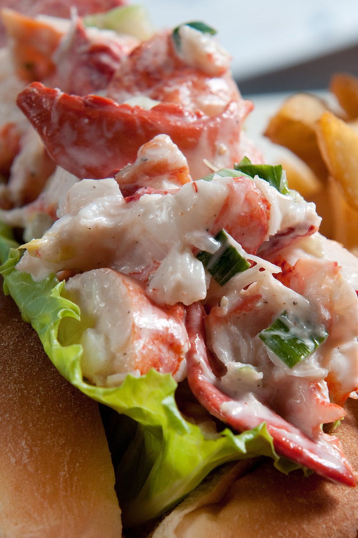 Lobster Roll - Fresh On The Menu Recipe