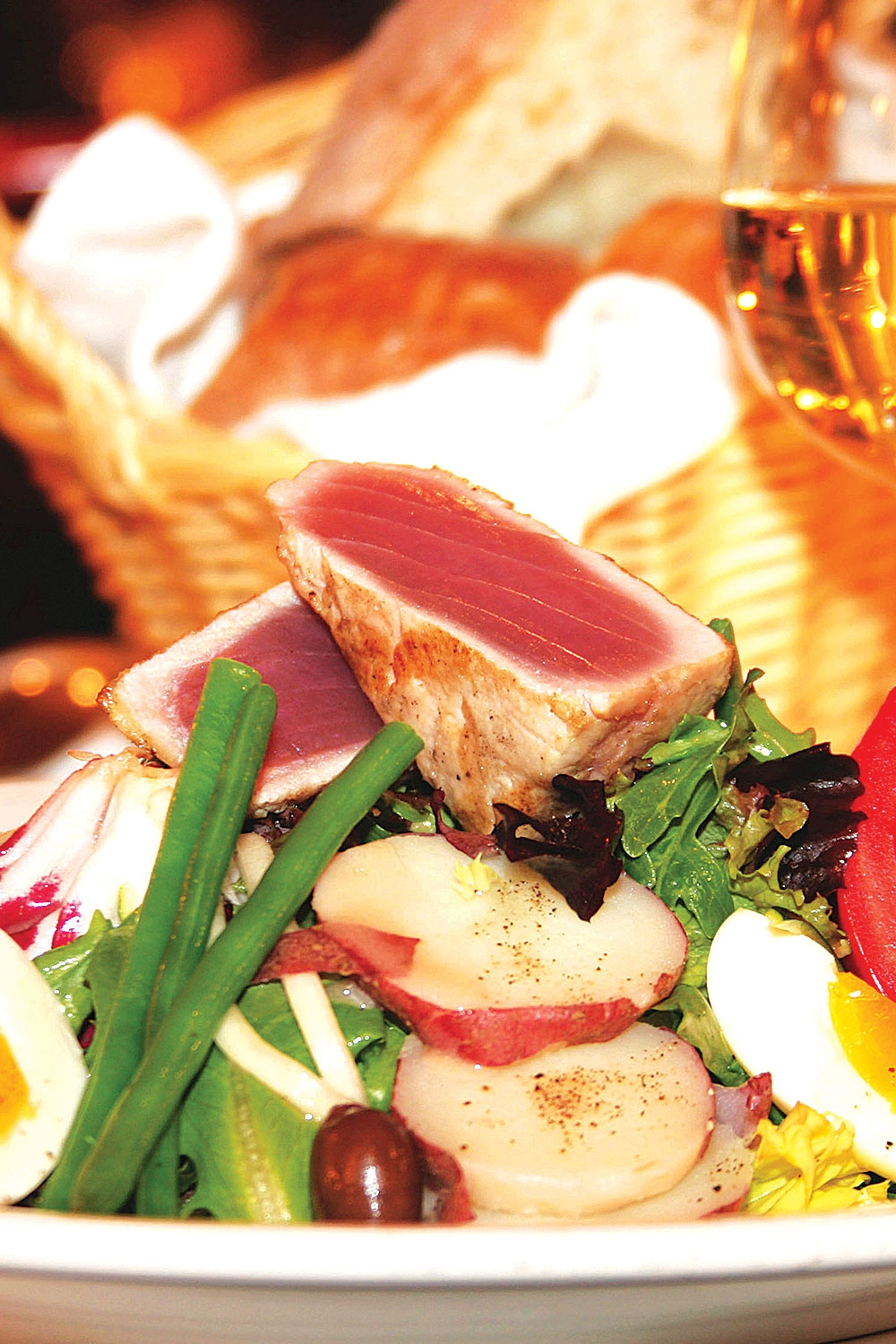 Nicoise Salade - Fresh On The Menu Recipe
