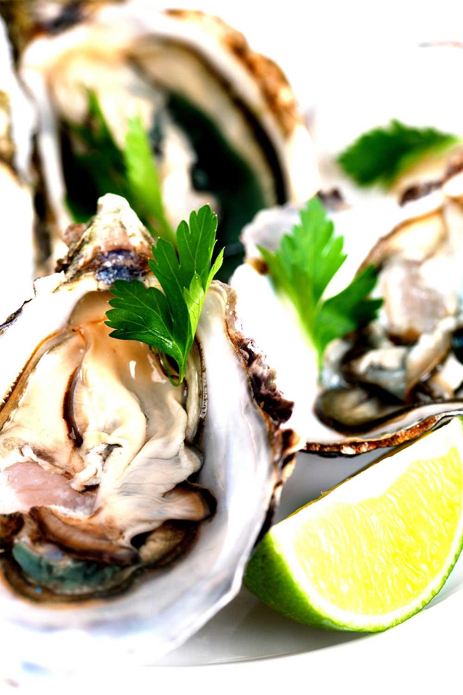 Buffalo Oysters - Fresh On The Menu Recipe