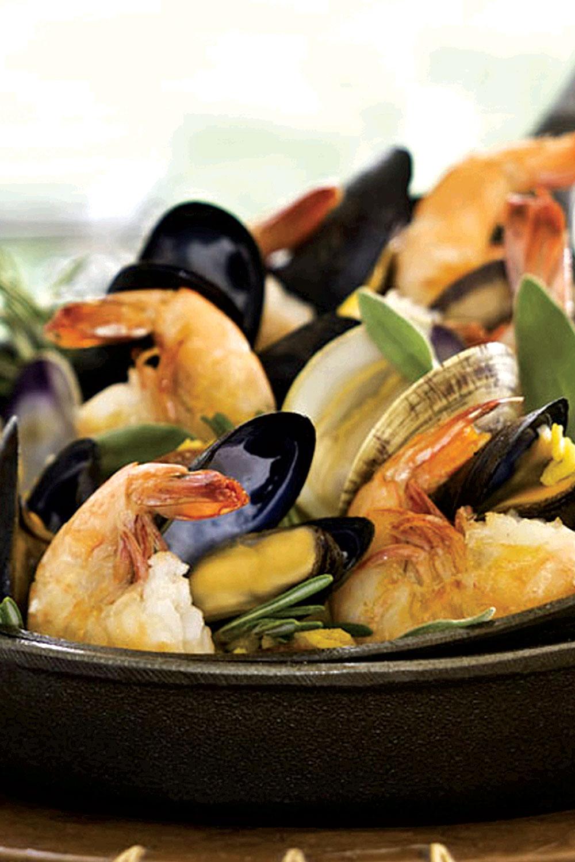 Coast Paella - Fresh On The Menu Recipe