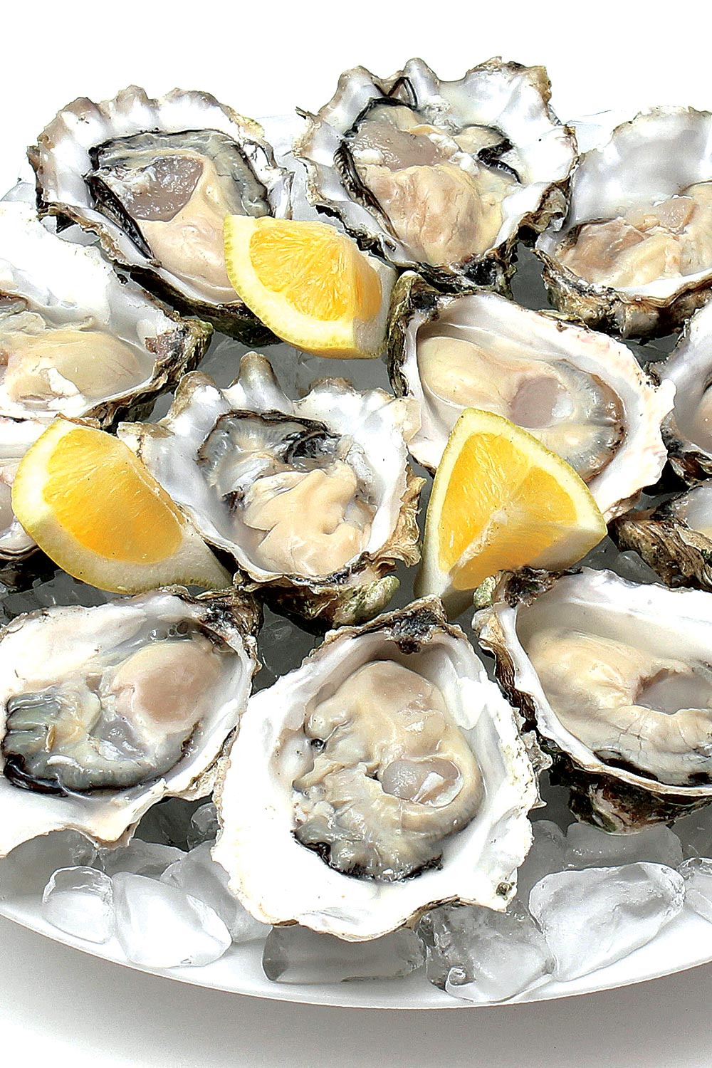 Gently Poached Oysters - Fresh On The Menu Recipe