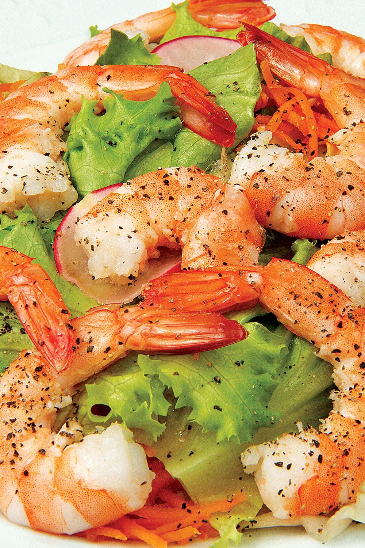Shrimp Salad - Fresh On The Menu Recipe
