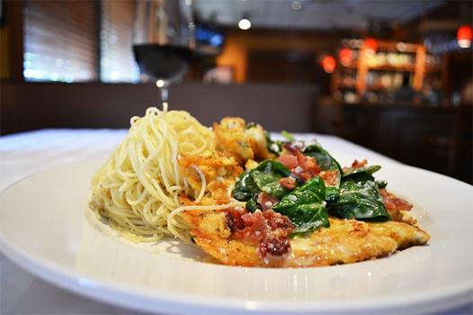Travinia Italian Kitchen  - Fresh On The Menu