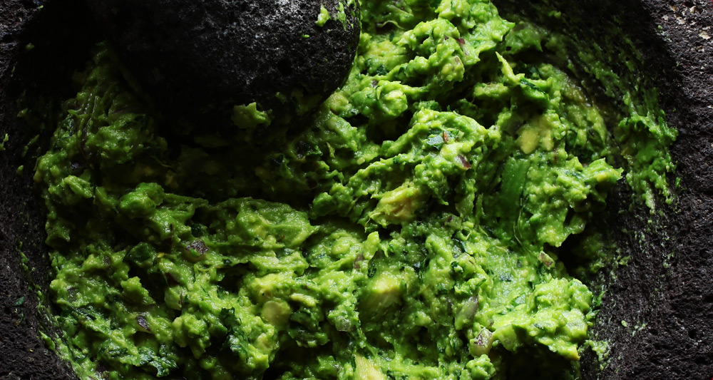 Kale Guacamole - Fresh On The Menu Recipe