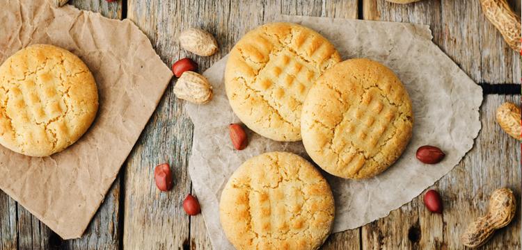 Peanut Butter Cookies - Fresh On The Menu Recipe