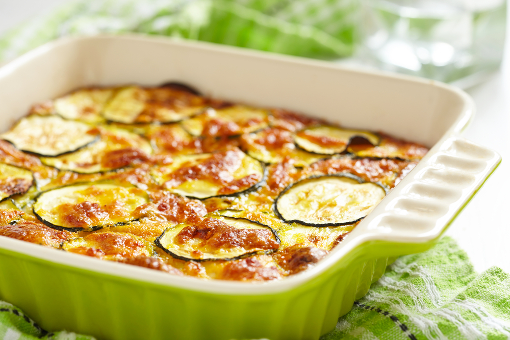 Squash Casserole - Fresh On The Menu Recipe