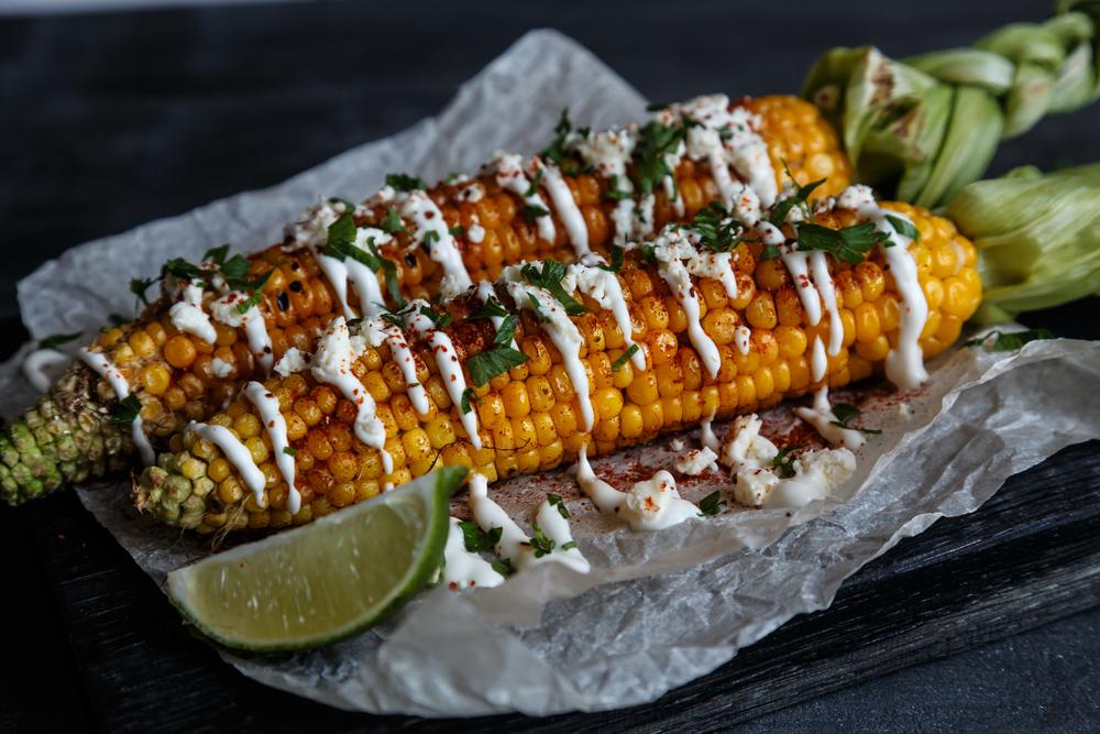 Mexican Street Corn - Fresh On The Menu Recipe