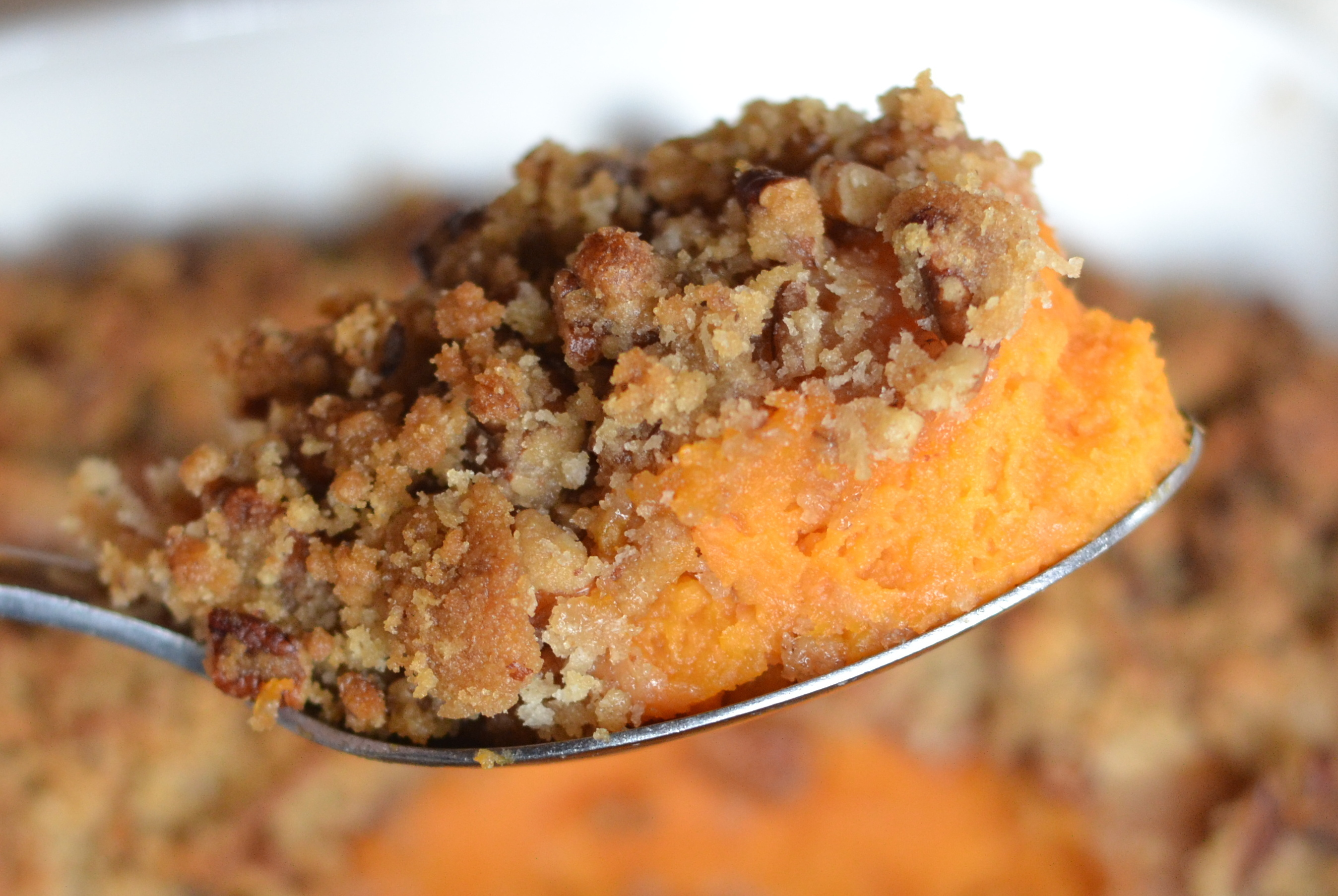Sweet Potato Casserole - Fresh On The Menu Recipe
