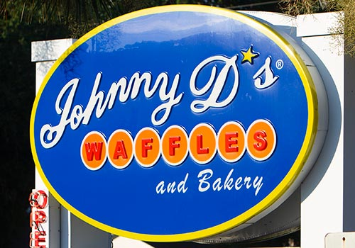 Johnny D's Waffles and Bakery – North Myrtle Beach Johnny D's Waffles and Bakery - Fresh On The Menu