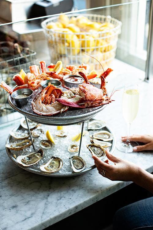 The Darling Oyster Bar  - Fresh On The Menu